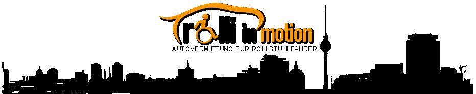 Behindertengerecht – Rolli in Motion Logo