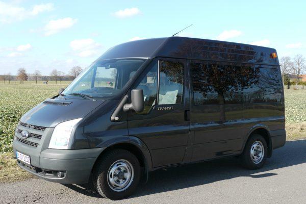 Ford Transit - Autovermietung für Rollstuhlfahrer