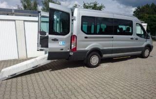 Transit GT für Behinderte zum mieten in Berlin