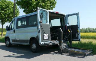fita ducato mietwagen rollstuhlfahrer behinderte
