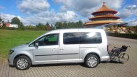 VW Caddy Maxi mit Rampe