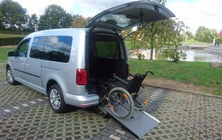 behindertengerechtes auto mieten